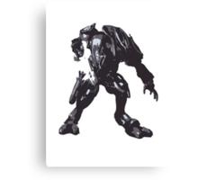 Minimalist Elite from Halo Canvas Print