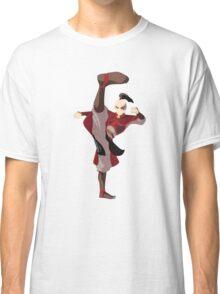 Minimalist Zuko from Avatar the Last Airbender Classic T-Shirt