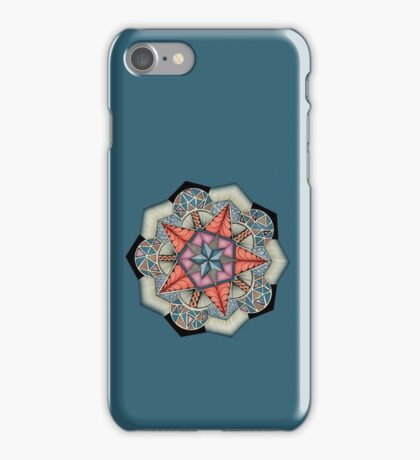 Pentacle Mandala iPhone Case/Skin