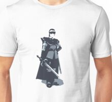 Minimalist Marth from Super Smash Bros. Brawl Unisex T-Shirt