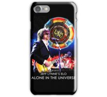 JEF LYNNE'S ELO | ALONE IN THE UNIVERSE iPhone Case/Skin