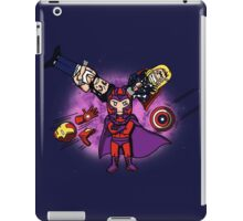 Magnetism problems iPad Case/Skin