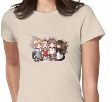 Bravely Default Womens Fitted T-Shirt