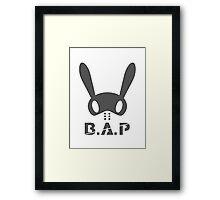 B.A.P 1 Framed Print