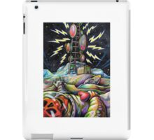 Outlive the Man iPad Case/Skin