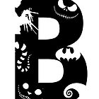 B is for Burton by AllMadDesigns