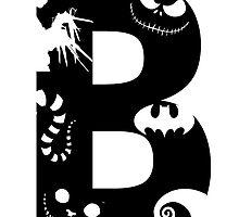 B is for Burton by AllMadDesigns