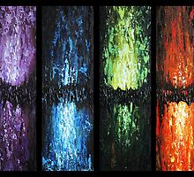 Color Panels by Patricia Lintner
