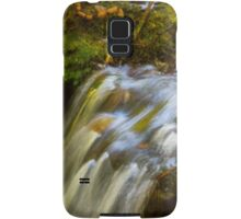 Almost Abstract in the Forest Samsung Galaxy Case/Skin