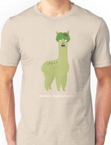 Zombie Alpacalypse Unisex T-Shirt