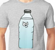 Cute Googly-Eyed Water Bottle Unisex T-Shirt
