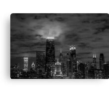 Chicago North Side Canvas Print