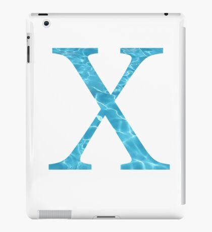 Chi-water iPad Case/Skin
