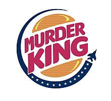 MURDER KING Photographic Print