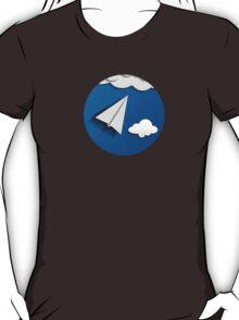 Paper Airplane 57 T-Shirt