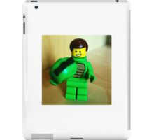 Emmet Gets Dressed Up iPad Case/Skin