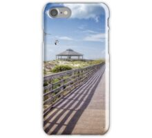 This Way to The Beach iPhone Case/Skin