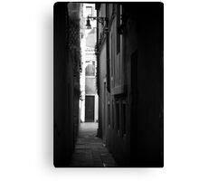Light's Passage - Venice Canvas Print