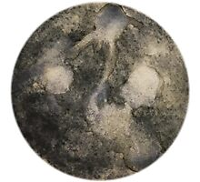 Planet Mercury Photographic Print