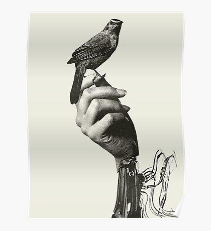 Westworld Bird Poster