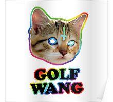 odd future cat  Poster