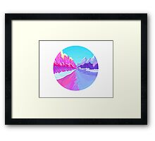 Adventure Is Out There Framed Print