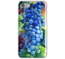Sunlit Grapes iPhone Case/Skin