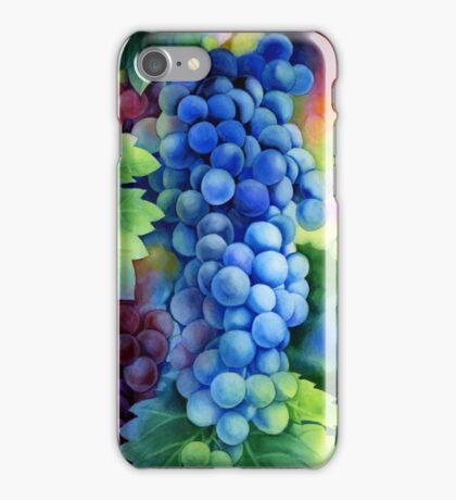 Sunlit Grapes iPhone Case/Skin