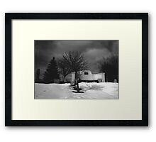 At Rest (St. John's Norway Cemetary, Toronto, Ontario, Canada) Framed Print
