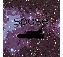 Spase Photographic Print