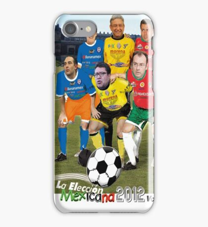 ELECTIONS 2012 iPhone Case/Skin