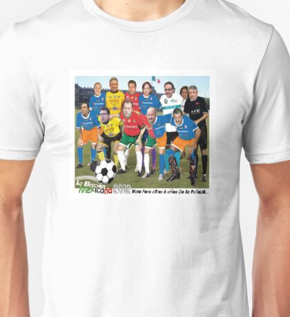 ELECTIONS 2012 Unisex T-Shirt