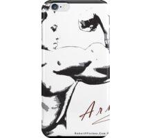 Arnold Schwarzenegger - Rear Bicep Shot iPhone Case/Skin