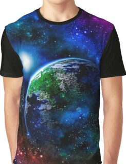 Universe Graphic T-Shirt