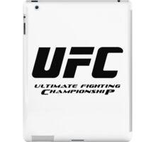 Ultimate Fighting Championship - UFC tour 2016 nm1 iPad Case/Skin