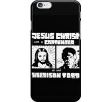 JESUS FORD iPhone Case/Skin