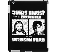 JESUS FORD iPad Case/Skin