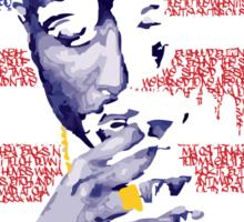 Tupac Shakur [American Dreamer] - Cloud Nine Sticker