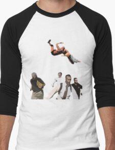 RKO Out Of Nowhere Men's Baseball ¾ T-Shirt