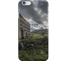 Yorkshire Dales Farm Barn iPhone Case/Skin