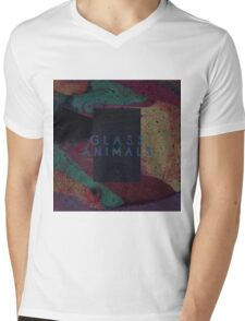 Glass Animals  Mens V-Neck T-Shirt