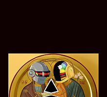 Holy Daft Punk! by FedeC