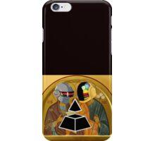Holy Daft Punk! iPhone Case/Skin