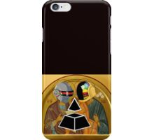 Holy Daft Punk! iPhone Case/Skin