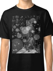 Spirit Bear in Snowstorm Classic T-Shirt