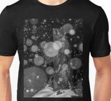 Spirit Bear in Snowstorm Unisex T-Shirt