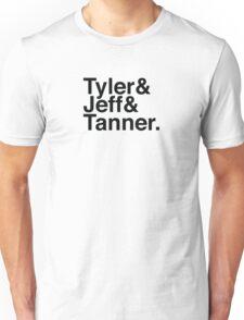 Tyler & Jeff & Tanner T-Shirt