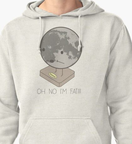 Fat Moon Pullover Hoodie