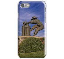 Napa Grape Crusher iPhone Case/Skin