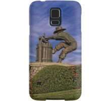 Napa Grape Crusher Samsung Galaxy Case/Skin